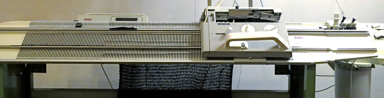 Beitragsbild - Strickmaschine - Pfaff
