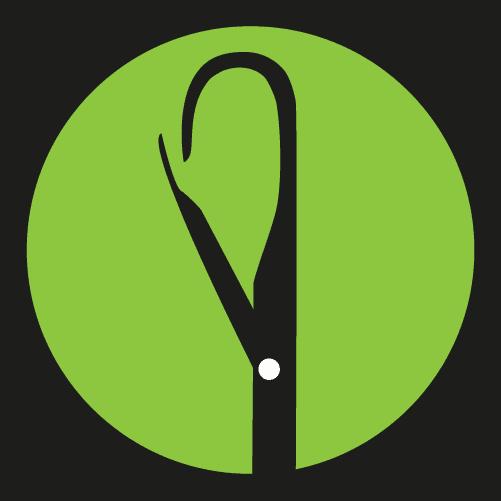 Maschinenstrickschule Logo Kreis