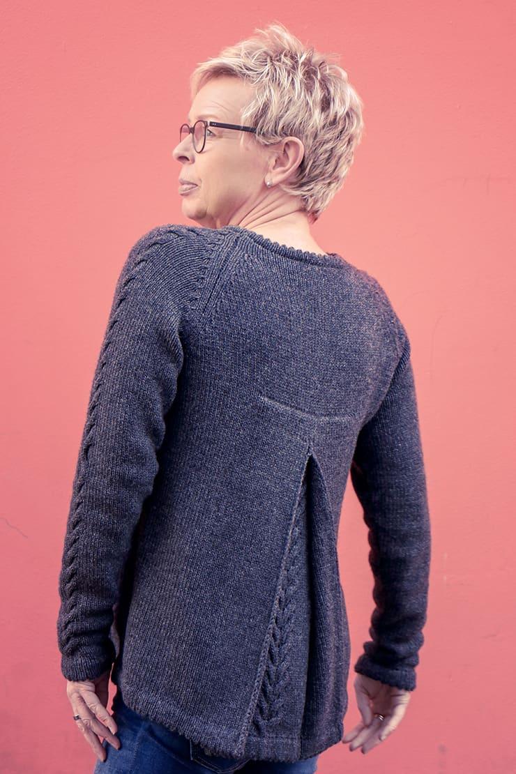 Almstrick Pullover