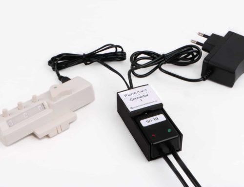 Neuentwicklung: Pureknit Connector 1