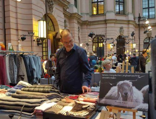 Impressionen von der Zeughausmesse 2019 im Deutschen historischen Museum, Berlin