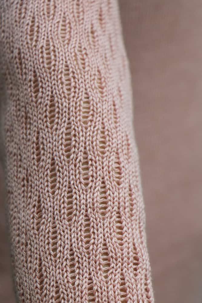 Leinenkleid Detail (Lino Leggero)